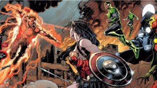 Justice League 50