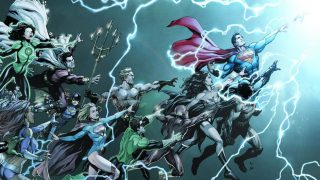 dc all access rebirth dc comics dc comics news