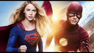 DC Universe Rebirth Grant Gustin Flash Supergirl