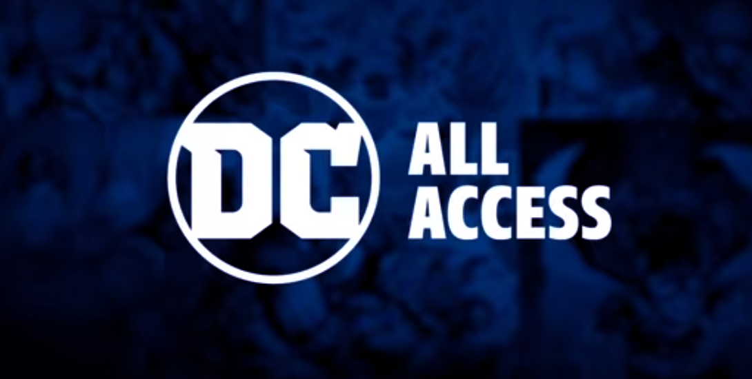 dc all access blue banner