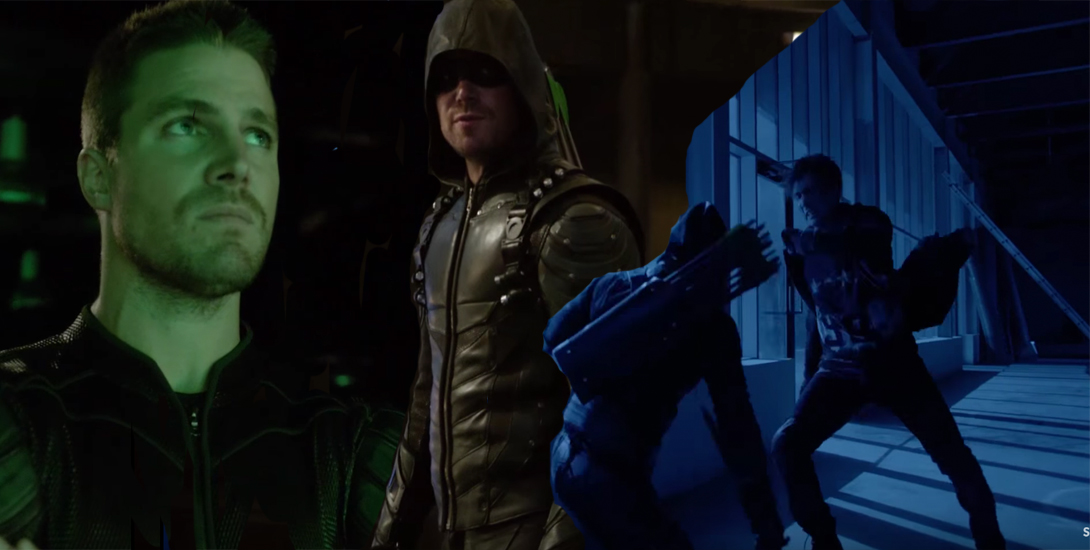Arrow SDCC Interviews dc comics news