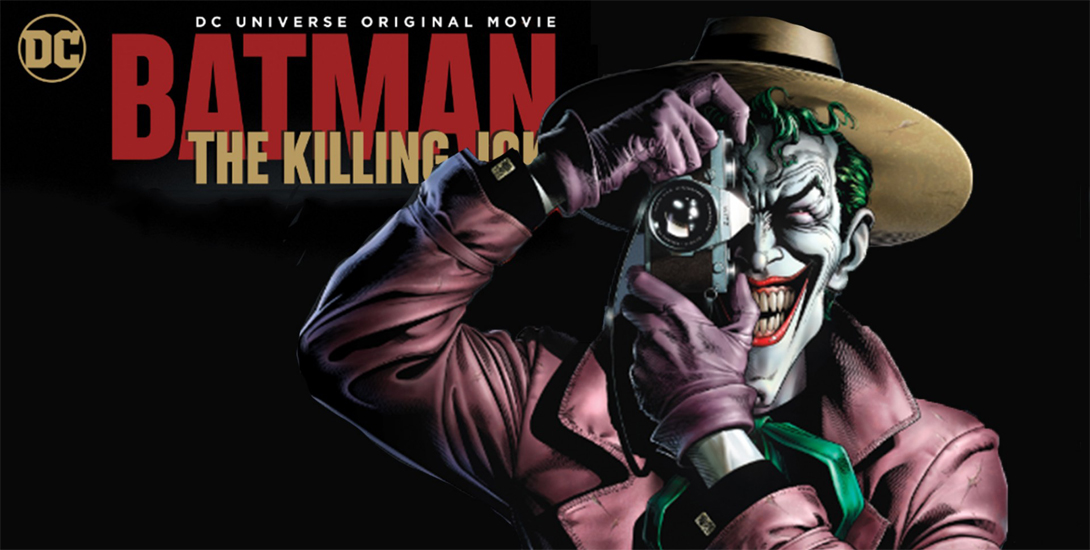 Batman: The Killing Joke San Diego Comic Con dc comics news