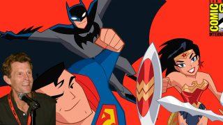 Kevin Conroy Justice League SDCC DC Comics news
