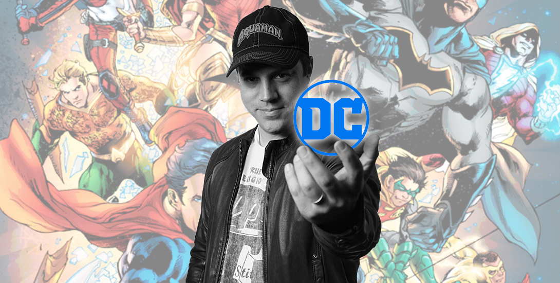 Geoff Johns named President of DC Entertainment