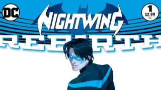 Nightwing 1 cover image