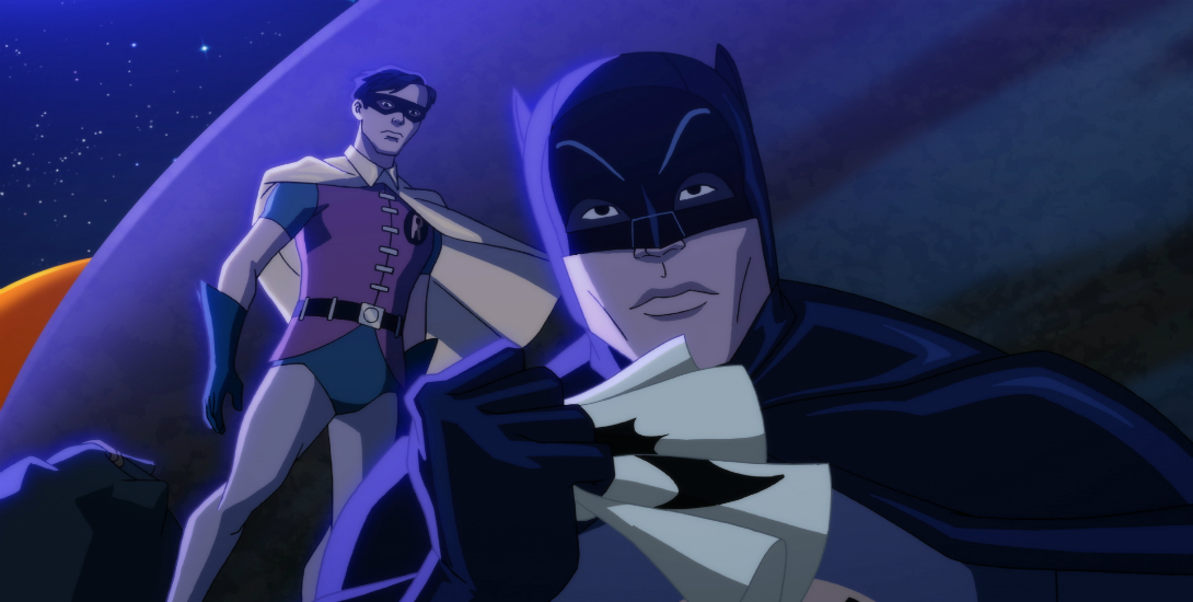 Batman Return of the Caped Crusaders featured image
