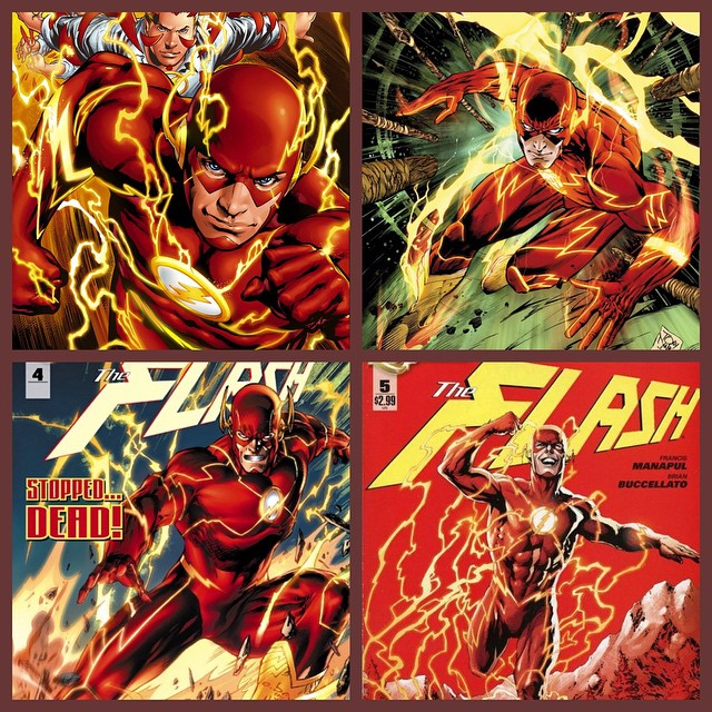 The Flash will score its own film in 2018 as announced by Warner Brothers. If you had your choice who would you cast as the fastest man alive? #dccomics #flash #cw