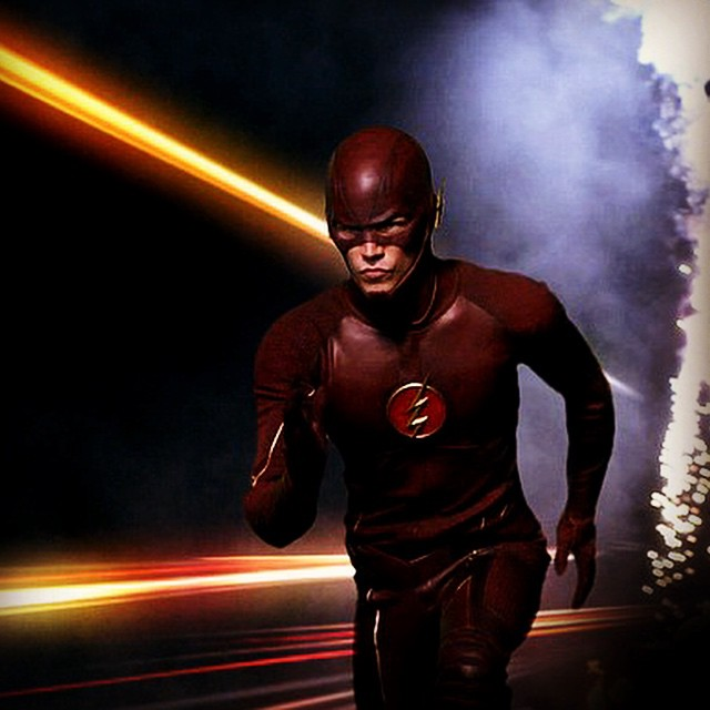 #flash brought to you by the #cw network has enjoyed great ratings early. We expect that to keep climbing once we see the stories intersect with #arrow