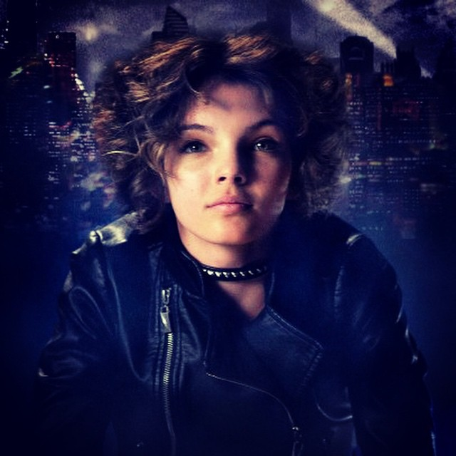 We have an exclusive interview coming with Camren Bicondova from the hit show #Gotham. Stay Tuned!