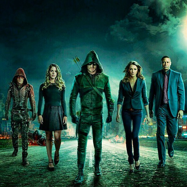 #cwarrow starts back in October with a new host of characters and promises to take #dcfans on a wild ride. Strap yourself in for an all new epic adventure. #arrow