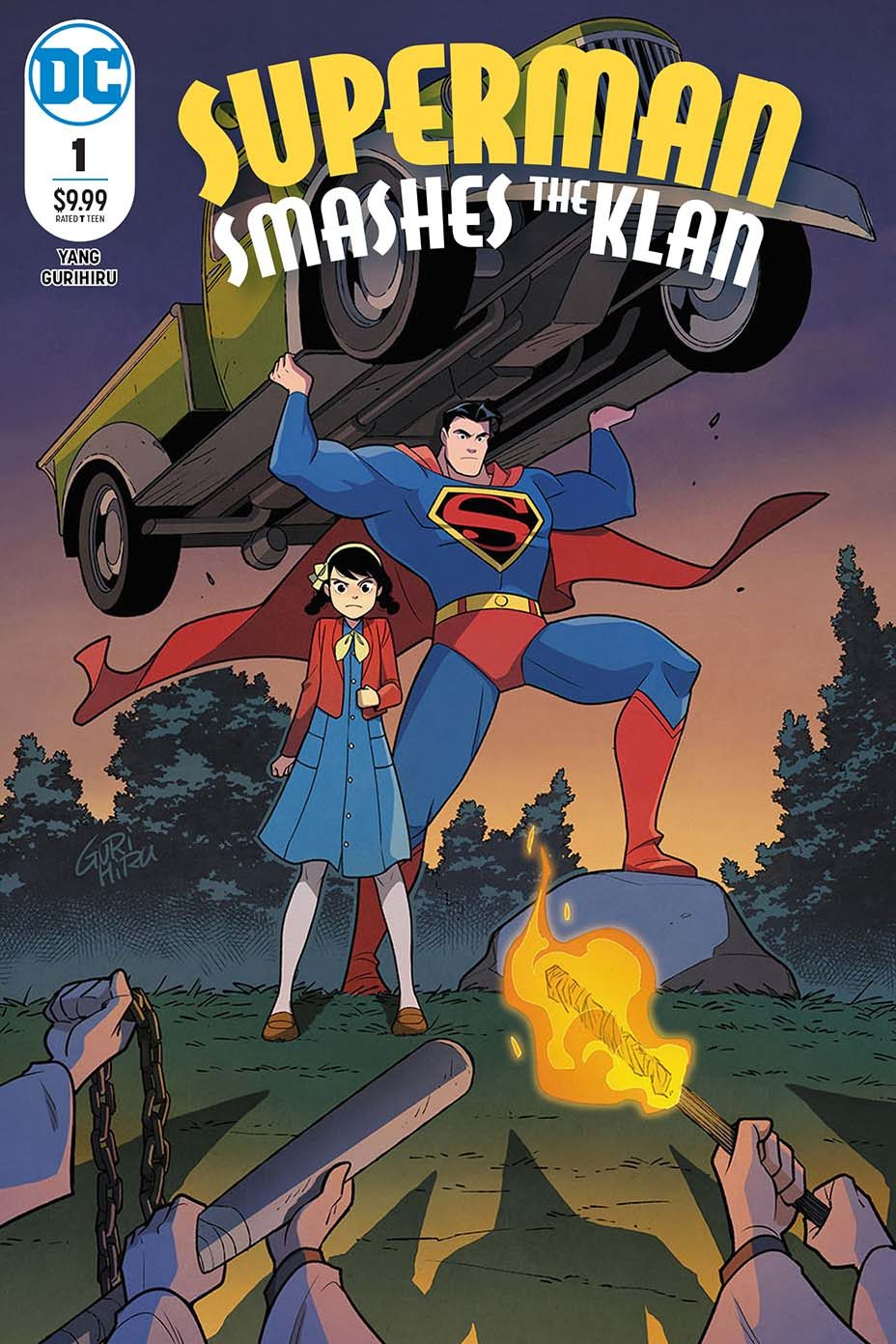 Superman Unchained #2 Jon Bogdanove 90/'s Steel Variant