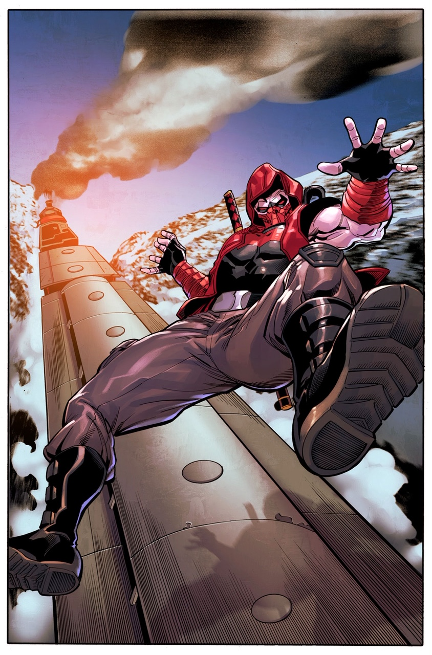 Dc Comics News First Look Red Hood Outlaw 43