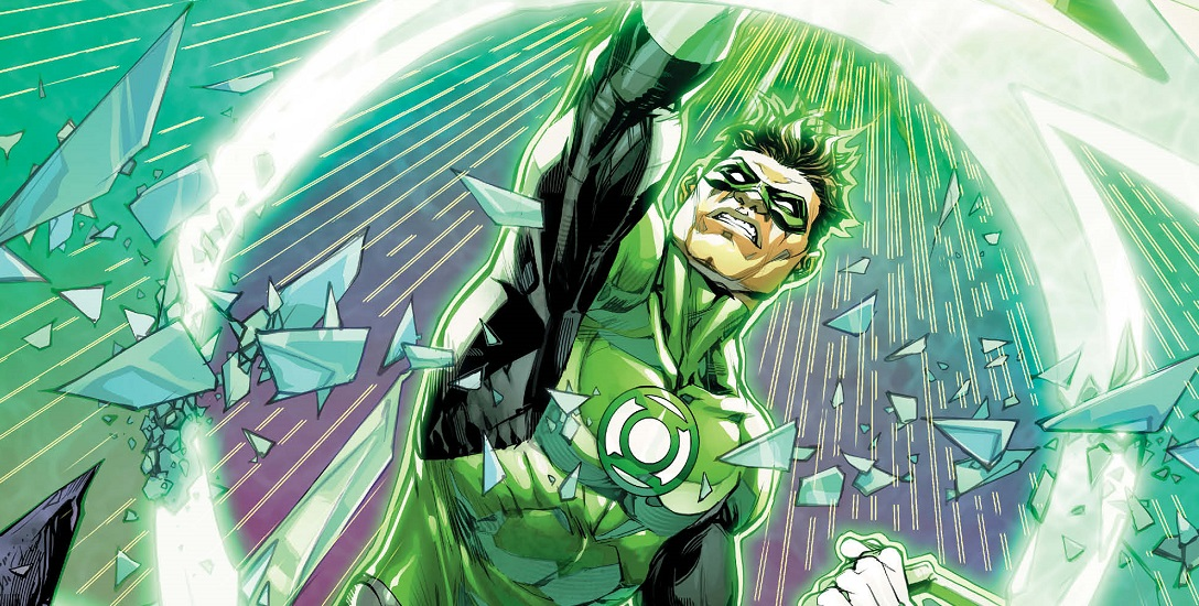 DC Green Lantern #7 Comic Book 2019
